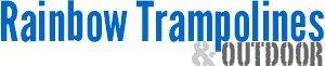 Logo Rainbow Trampolines en Outdoor