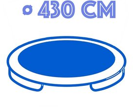 Inground Trampoline 430cm