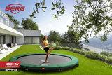 Berg Champion trampoline rand 380 cm groen_