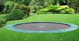 Berg Flatground Champion trampoline rand 330 cm groen_