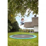 Berg Flatground Champion trampoline rand 380 cm groen_