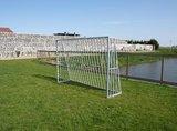 Stalen voetbaldoel 200x160cm_