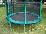 Verhuur trampoline rond 305 cm_