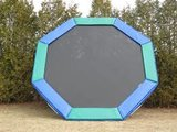 Springmat 480 cm achthoekig_