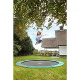Berg Inground Champion trampoline rand 380 cm groen_