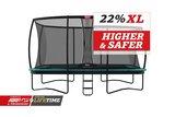 BERG Ultim Champion Regular 410 met safetynet Deluxe XL groen_
