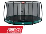 Berg Champion trampoline rond