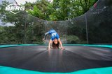 Berg Elite trampoline rand 430 cm groen_