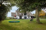 Berg Elite trampoline rand 380 cm - grijs_