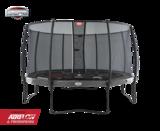 Berg Elite trampoline rand 330 cm - grijs_