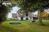 Berg Elite trampoline rand 430 cm - grijs_