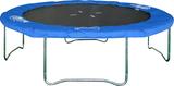 GOS trampoline rand 396 cm blauw_