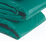 Randkussen Airjump 430 cm. groen