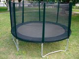 Rainbow trampoline rand 305 cm zwart_