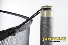 Elastieken tbv. JumpPod veiligheidsnetten