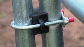 Proline bevestigingsbeugel veiligheidsnet - 8 stuks