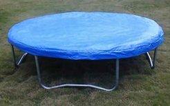 Afdekhoes basic 183 cm blauw