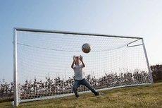 Avyna aluminium voetbaldoel 500x200 cm