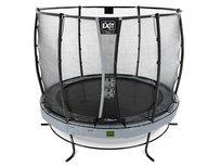 EXIT Elegant trampoline 253cm met veiligheidsnet