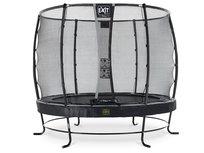 EXIT Elegant Premium 366 cm met Safetynet Deluxe - zwart