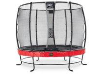 EXIT Elegant Premium 366 cm met Safetynet Deluxe - rood