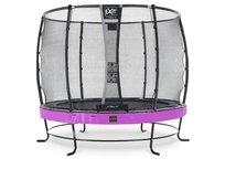 EXIT Elegant Premium 366 cm met Safetynet Deluxe - roze