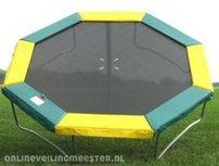 Springmat Magic Circle achthoek 480cm