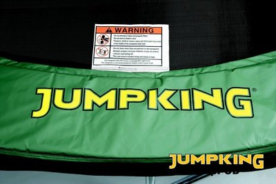 Randkussen Jumppod
