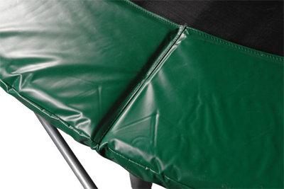 Avyna Proline trampoline rand 244cm groen