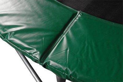 Ayvna Proline randkussen 366 cm groen