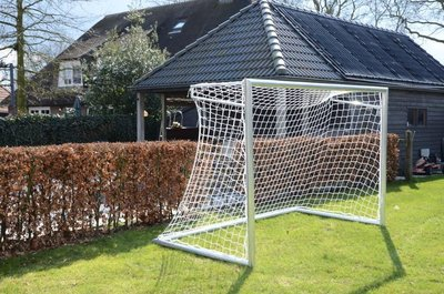 Aluminium goal