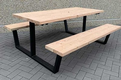 Picknicktafel Douglas Model U