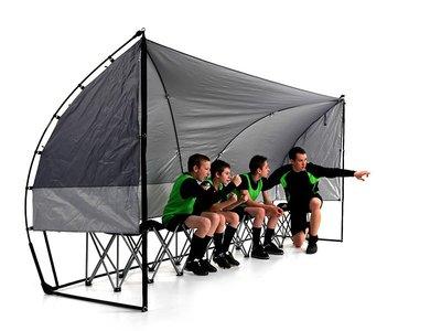 Team bank shelter opvouwbaar