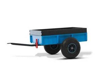 Steel trailer