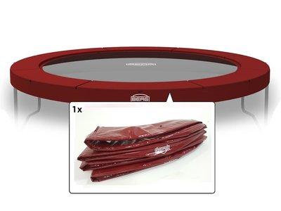 Berg Elite trampoline rand 430 cm - donkerrood
