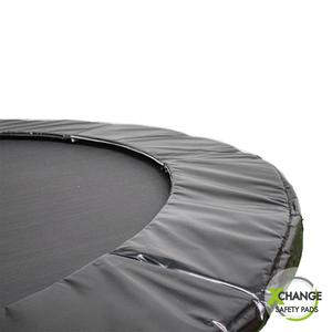ETAN X-change randkussen 396cm zwart