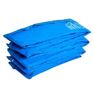 GOS trampoline rand 396 cm blauw